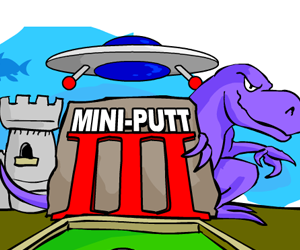 1-4 Player Mini Golf